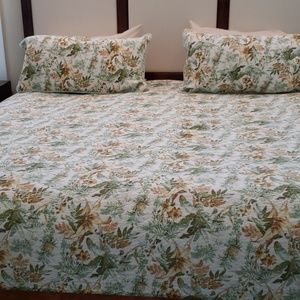 Tommy Bahama King Quilt Set NWOT